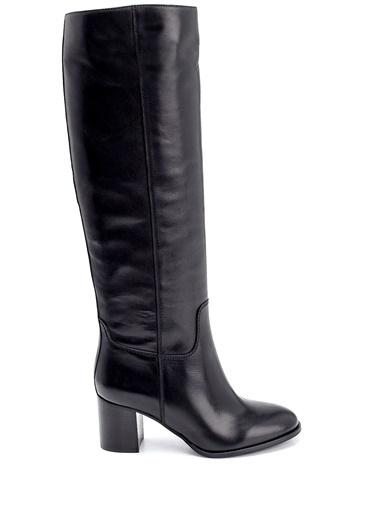 Derimod Kadın Çizme (20828) Casual Siyah